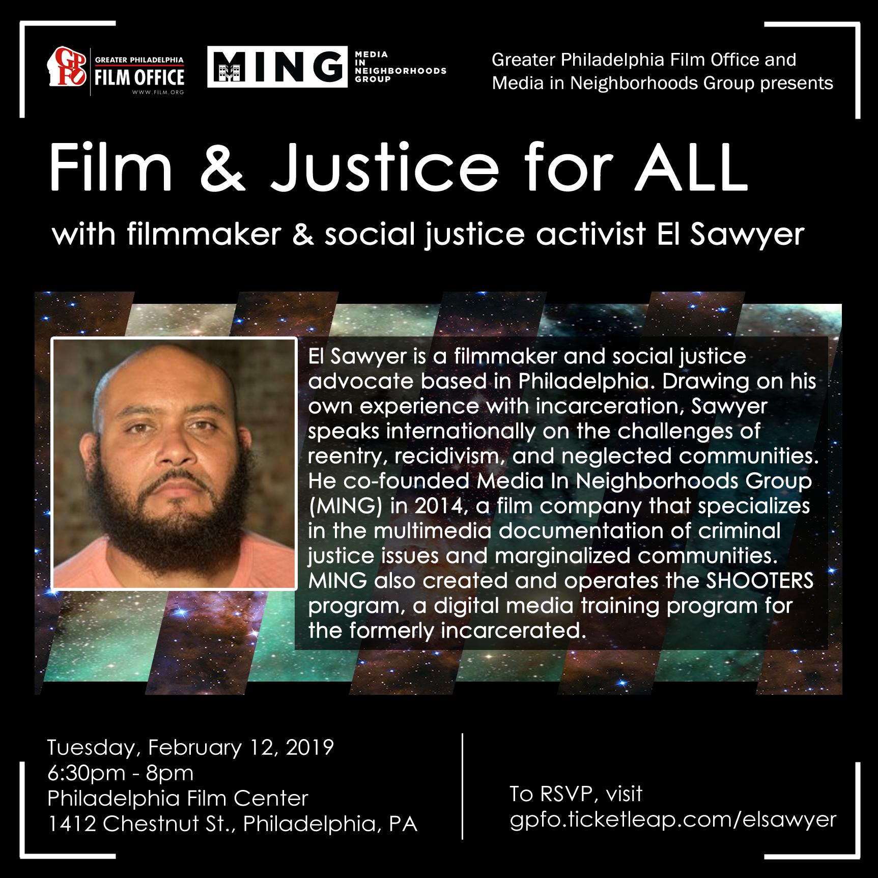 Greater Philadelphia Filmmakers Program – Greater